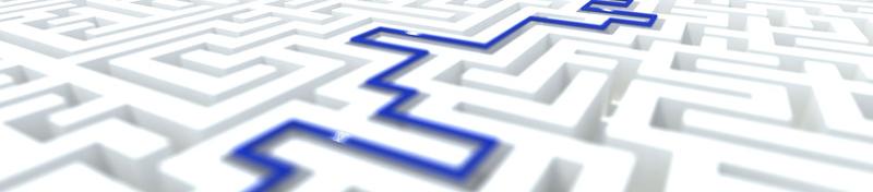 Der Weg durch ein Labyrinth: Das Managementsystem und die Managementarchitektur