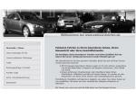 Bild der Homepage Exklusivfahrten.de
