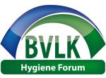 Logo des Hygieneforums Lebensmittelkontrolleure